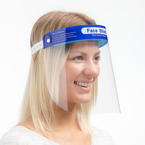 USA - Facial Protection Screen