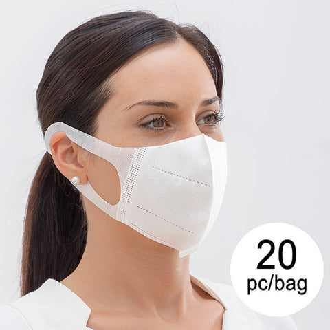 Face Mask with Soft Harness (Pack of 20)
