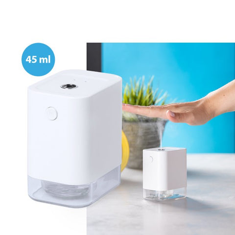 Touchless Alcohol Dispenser With movement sensor