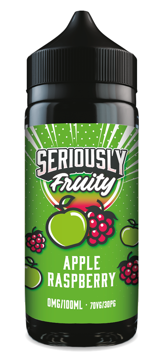 Doozy Vape - Seriously Fruity Apple Raspberry