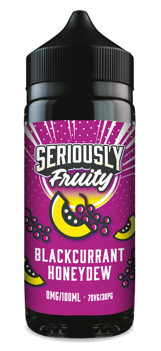 Doozy Vape - Seriously Fruity Honeydew Blackcurrant