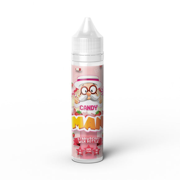 Candy Man Strawberry Milk Bottles by Dr Frost