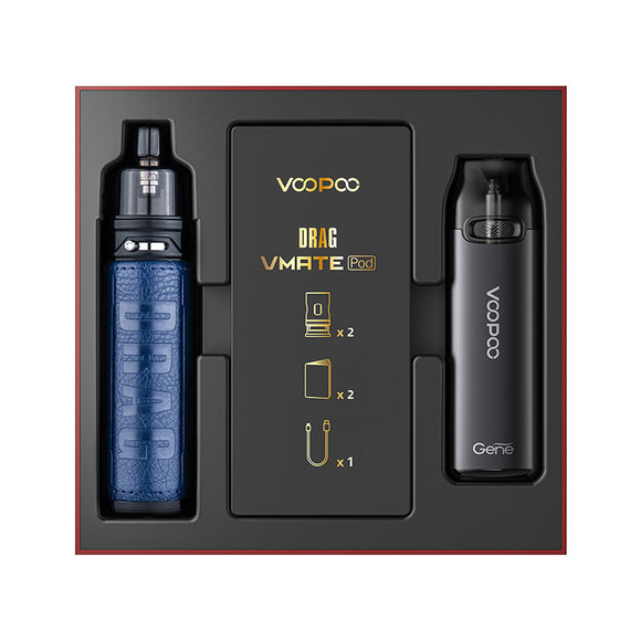 Voopoo Drag X & V Mate Pod Kit Limited Edition Set