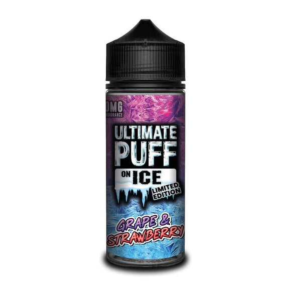 Ultimate Puff Grape & Strawberry on Ice