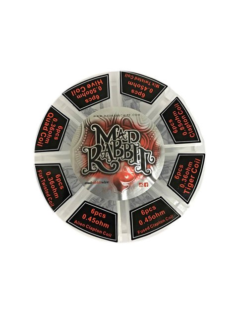 Mad Rabbit Kanthal Coil Wheel