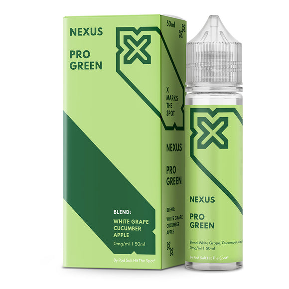 Nexus Pro Green Shortfill