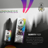 Juice & Power 50/50 Rainbow Fizzy