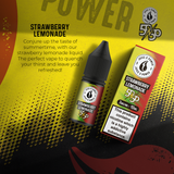Juice & Power 50/50 Strawberry Lemonade