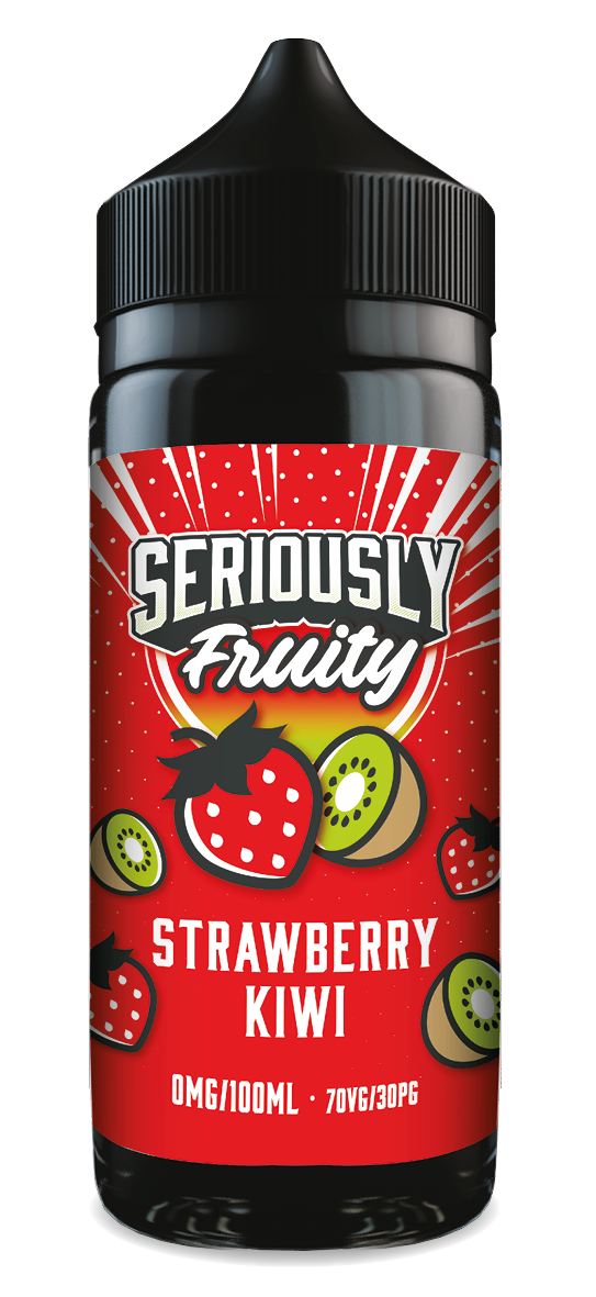 Doozy Vape - Seriously Fruity Strawberry Kiwi