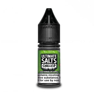 Ultimate Salts Watermelon Apple Chilled Nic Salt