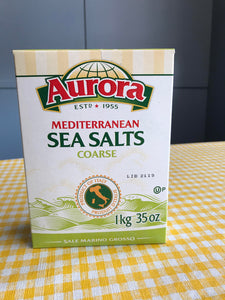 Mediterranean Sea Salts Coarse