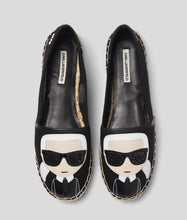 Load image into Gallery viewer, SLIP-ON SHOES KAMINI KARL IKONIC
