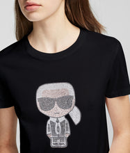 Load image into Gallery viewer, K/IKONIK RHINESTONE T-SHIRT