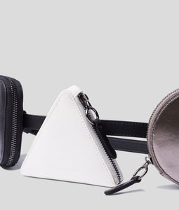 BAUHAUS COIN PURSE BELT
