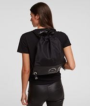 Load image into Gallery viewer, RUE ST-GUILLAUME FLAT BACKPACK