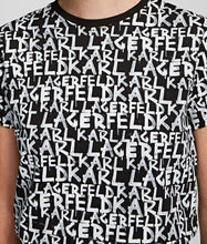 Load image into Gallery viewer, GRAFFITI-PRINT T-SHIRT