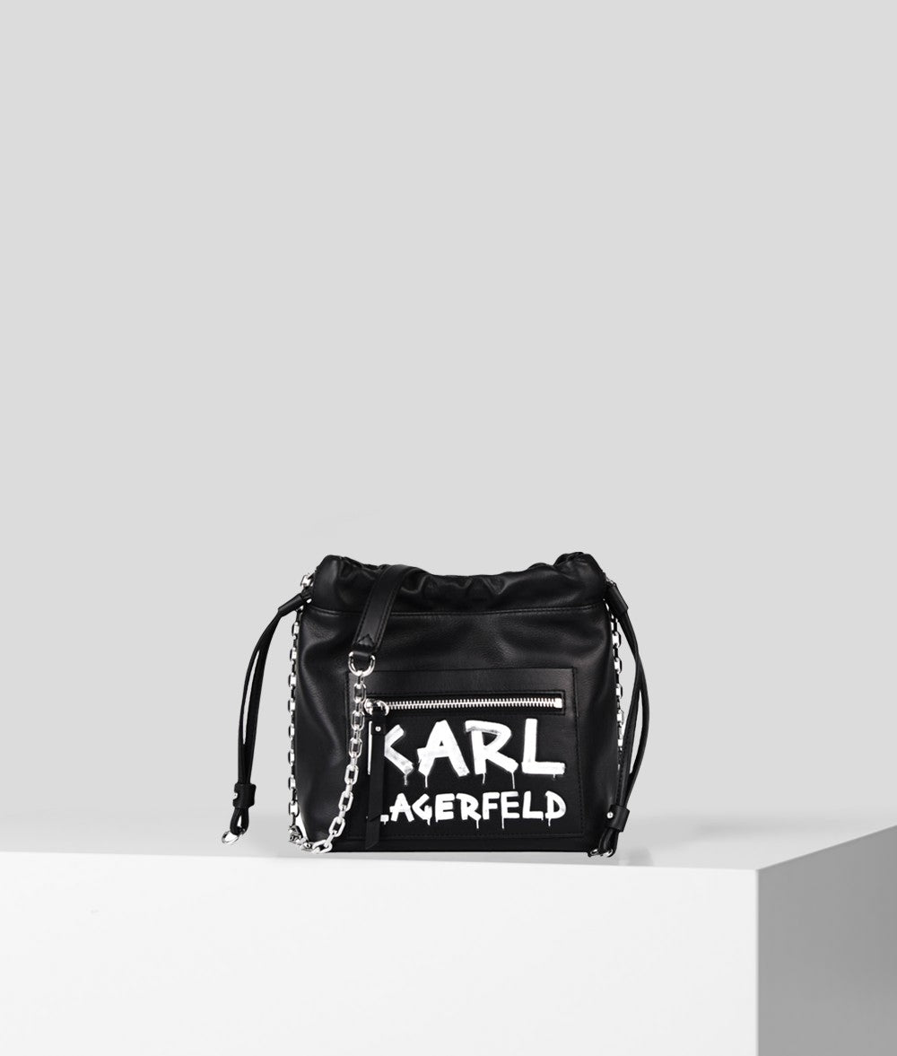 K/SOHO GRAFFITI SMALL CROSSBODY