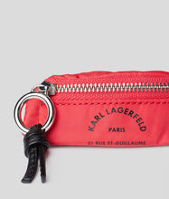Load image into Gallery viewer, RUE ST GUILLAUME BELT BAG KEYCHAIN