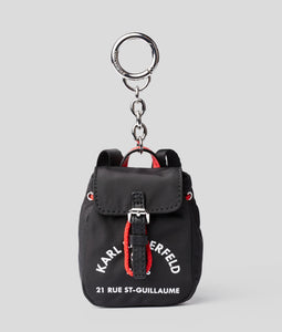 RUE ST GUILLAUME BACKPACK KEYCHAIN