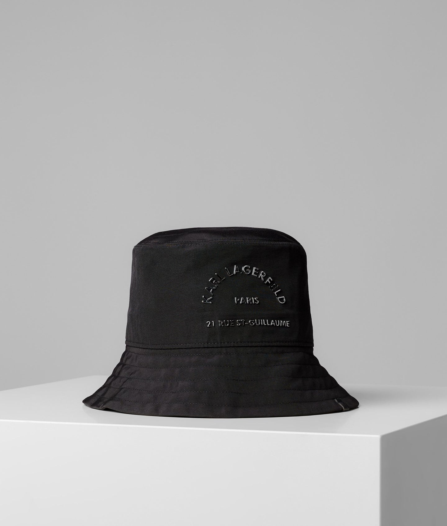 RUE ST-GUILLAUME BUCKET HAT