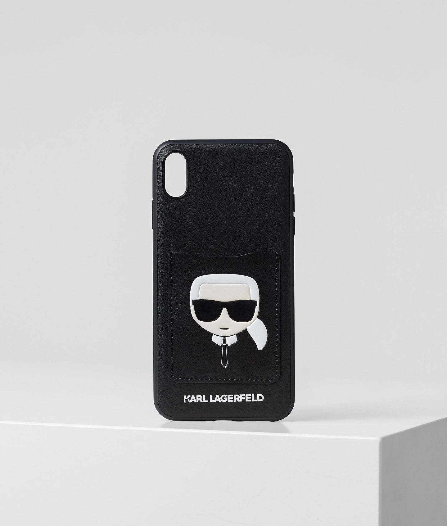 KARL IPHONE XS MAX COVER