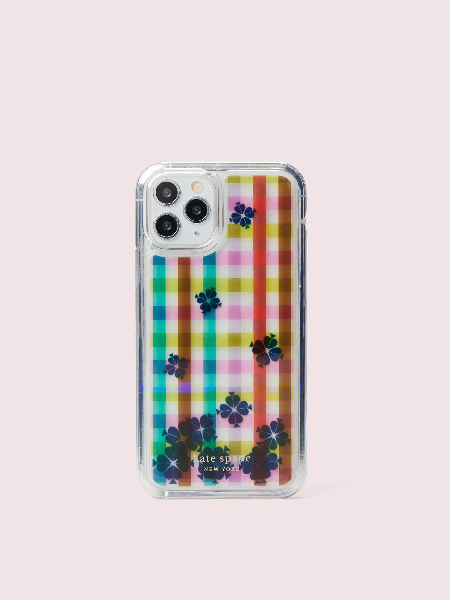 BELLA PLAID LIQUID IPHONE 11 PRO CASE