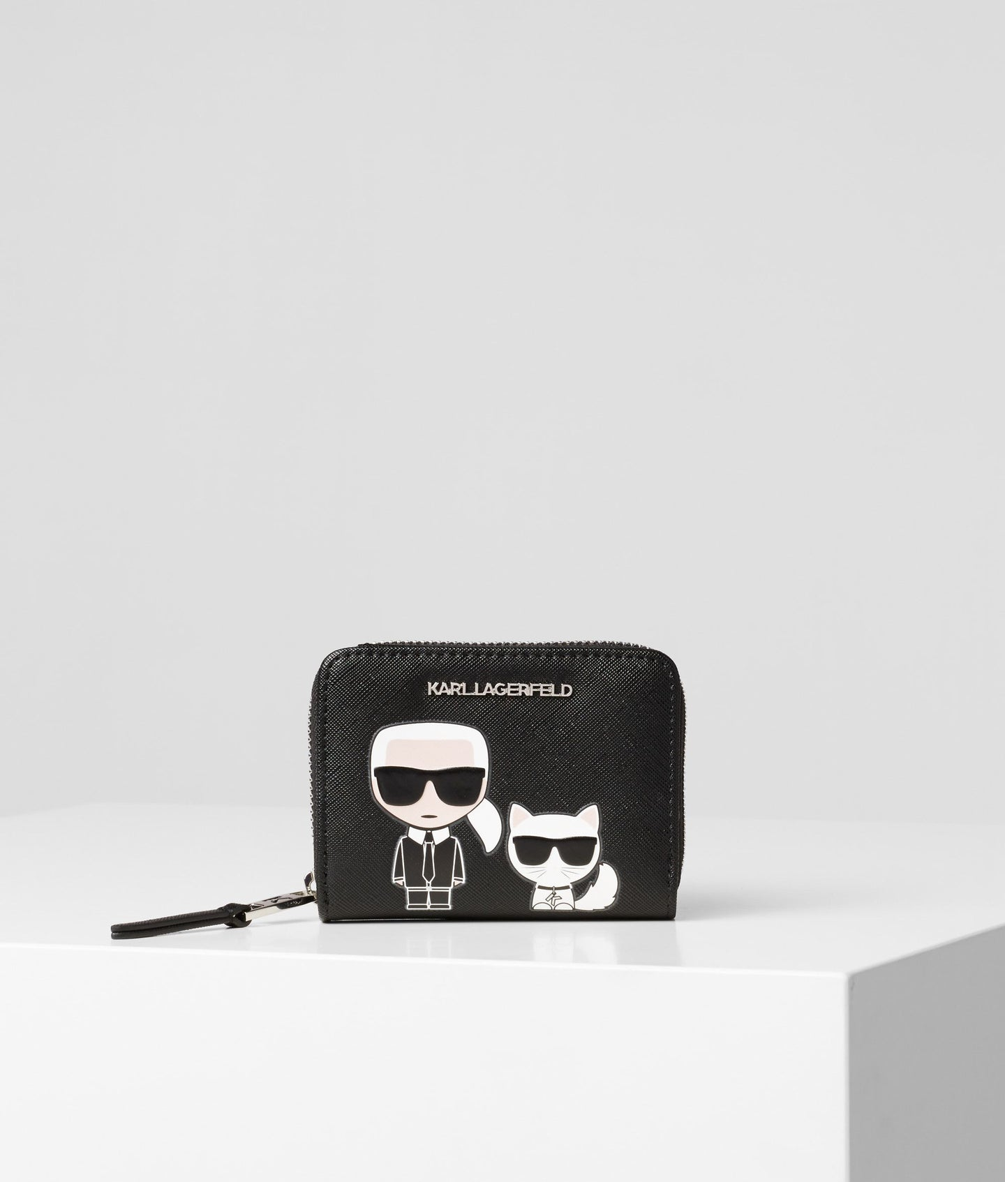 K/IKONIK SMALL ZIPPER WALLET
