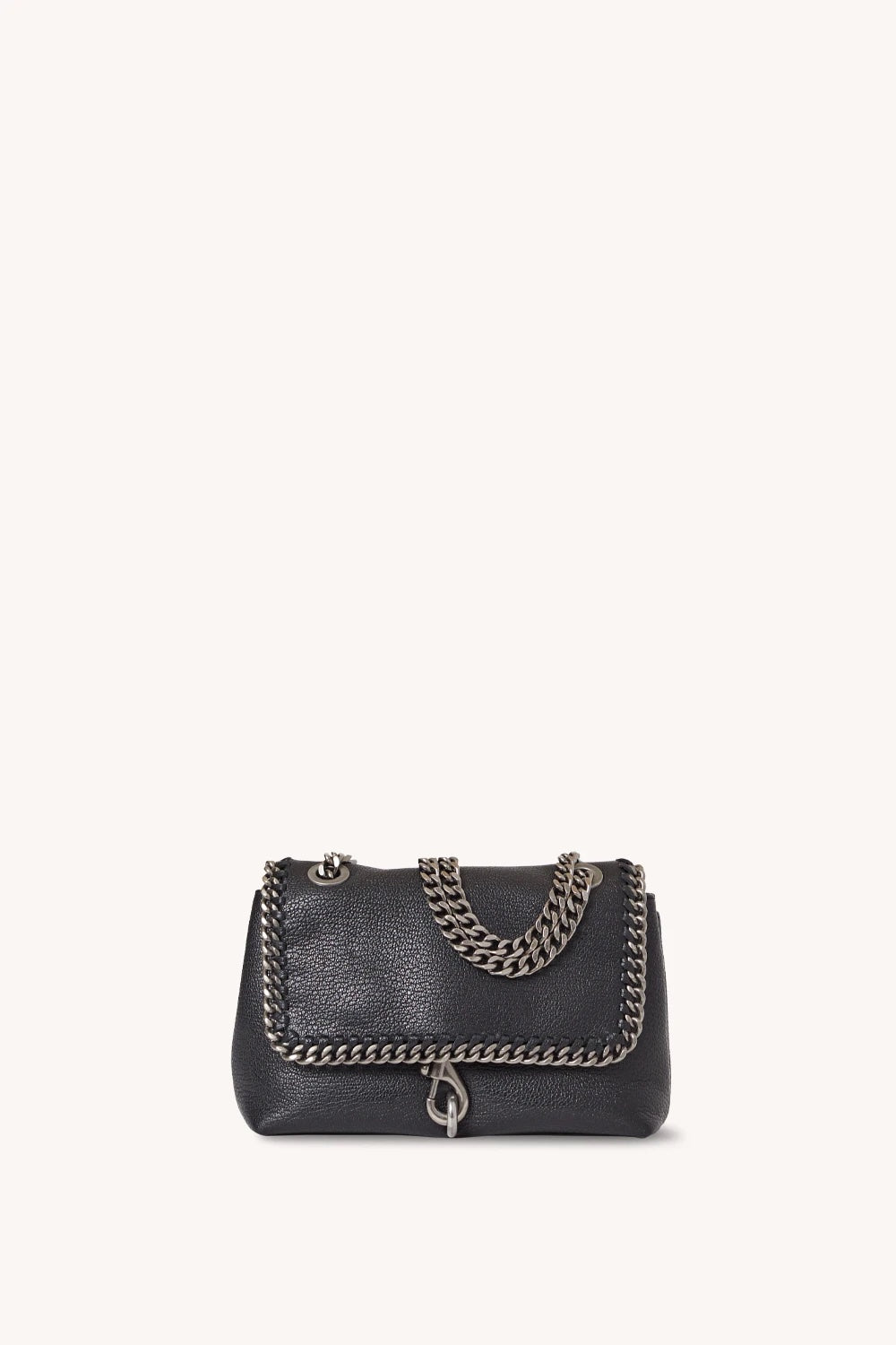 EDIE CROSSBODY WITH WOVEN CHAIN