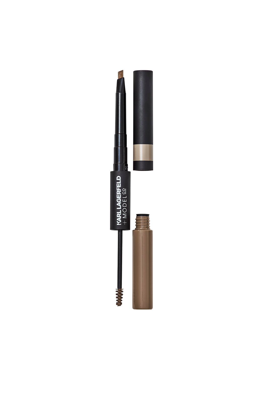 MORE BROWS FIBRE BROW GEL & CRAYON DUO