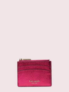 SPENCER METALLIC COIN CARD CASE