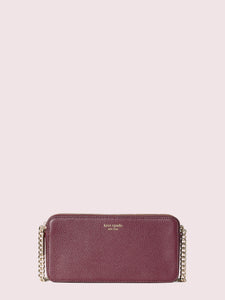MARGAUX DOUBLE-ZIP MINI CROSSBODY