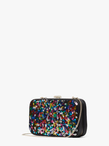 TONIGHT SEQUINS CLUTCH