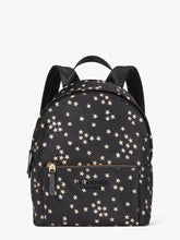 Load image into Gallery viewer, NYLON CITY PACK CONFETTI STARS MEDIUM BACKPACK