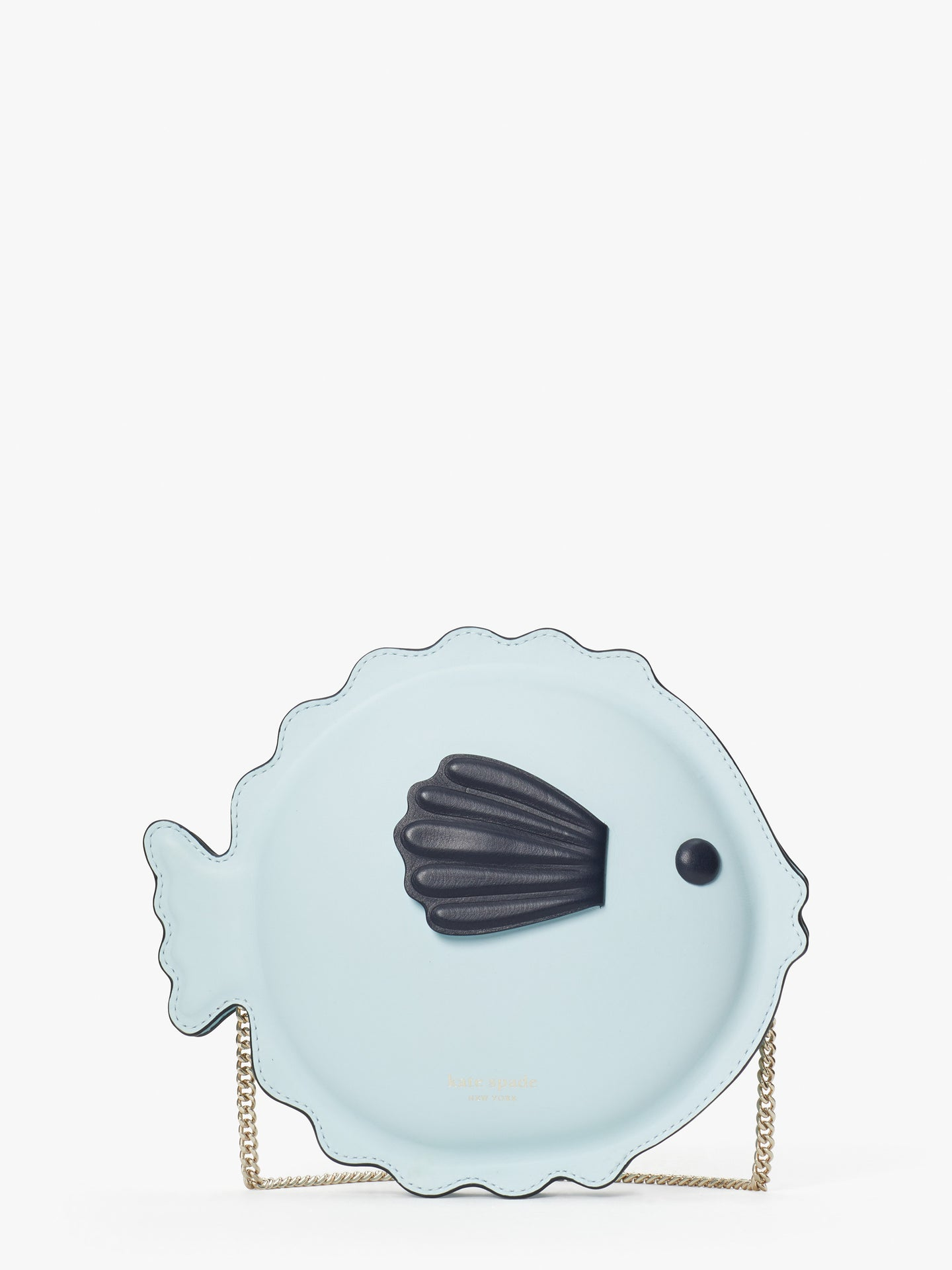 PUFFY PUFFER FISH CROSSBODY