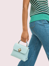 Load image into Gallery viewer, ROMY MINI TOP HANDLE SATCHEL