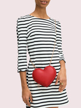 Load image into Gallery viewer, 3D HEART CROSSBODY