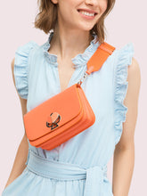 Load image into Gallery viewer, NICOLA TWISTLOCK MEDIUM CONVERTIBLE CROSSBODY