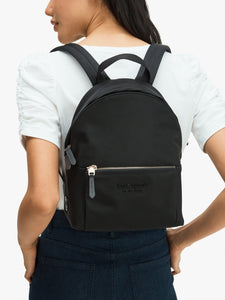 THE NYLON CITY PACK MEDIUM BACKPACK
