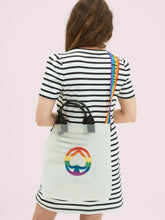 Load image into Gallery viewer, RAINBOW TOTE