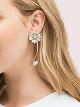 Load image into Gallery viewer, INTO THE BLOOM STATEMENT EARRINGS