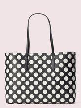 Load image into Gallery viewer, MOLLY BIKINI DOT LARGE TOTE