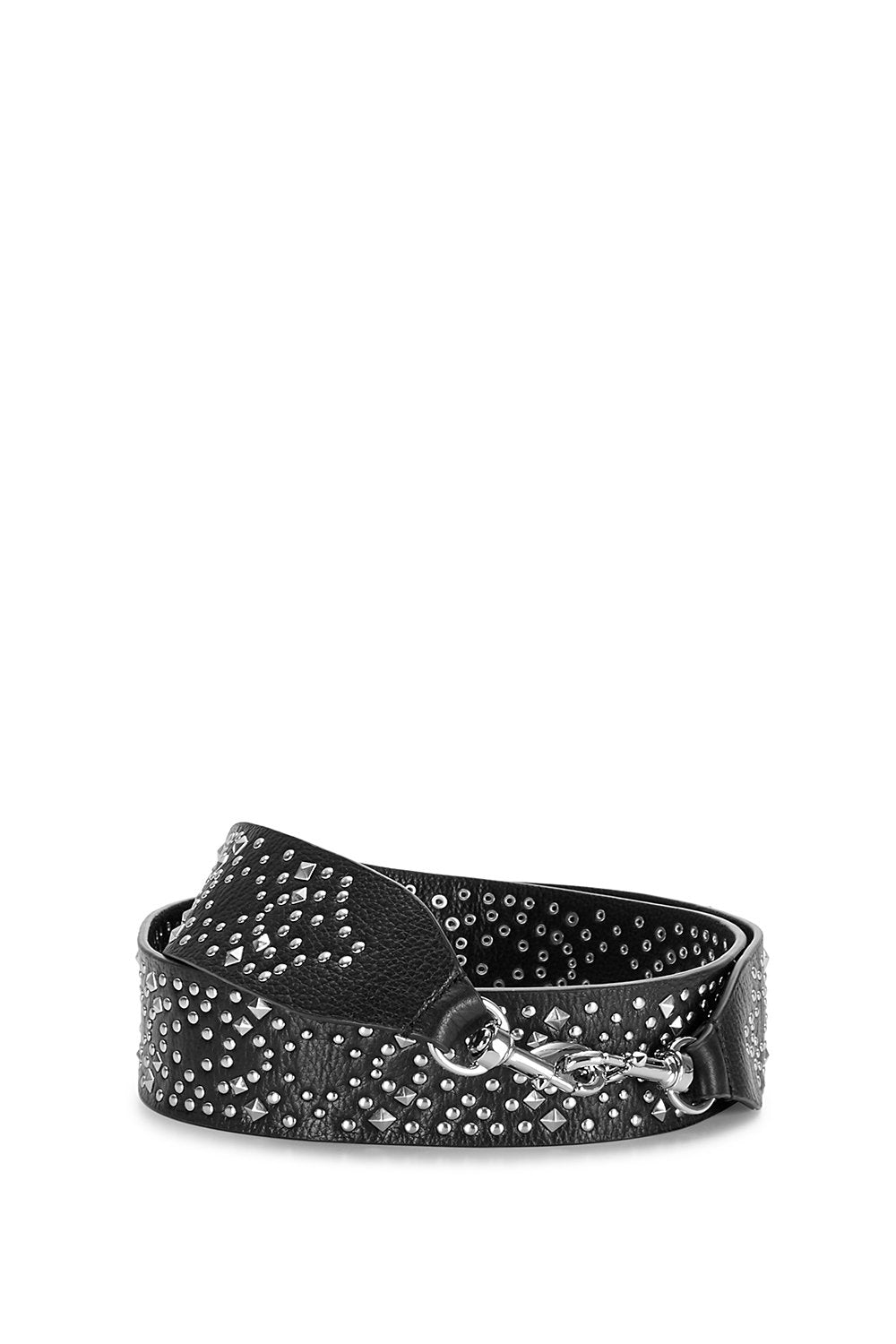 STUDDED GUITAR STRAP