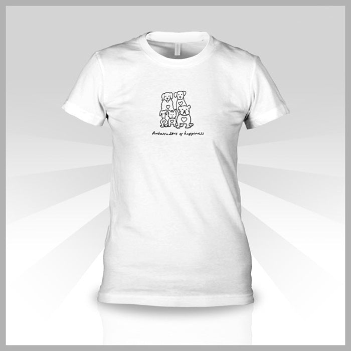 Ambassadors Of Happiness - Women's T-Shirt