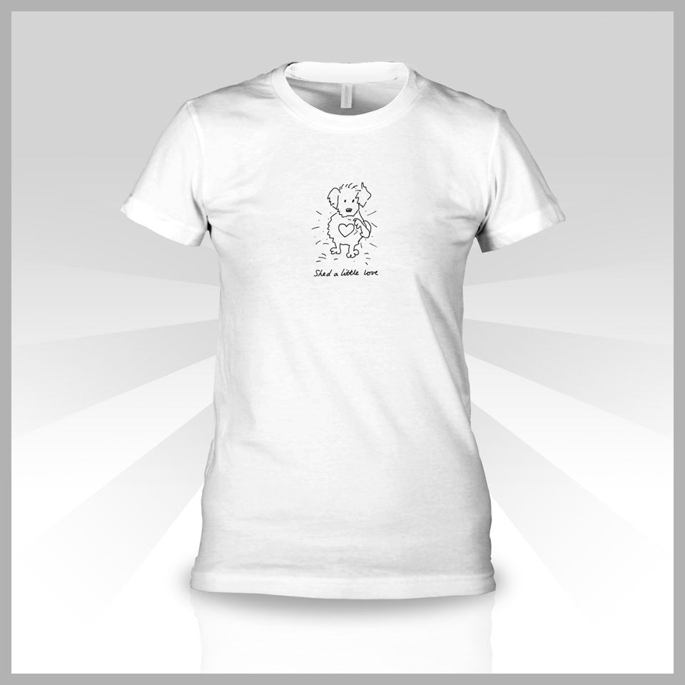 Shed A Little Love - Women's T-Shirt