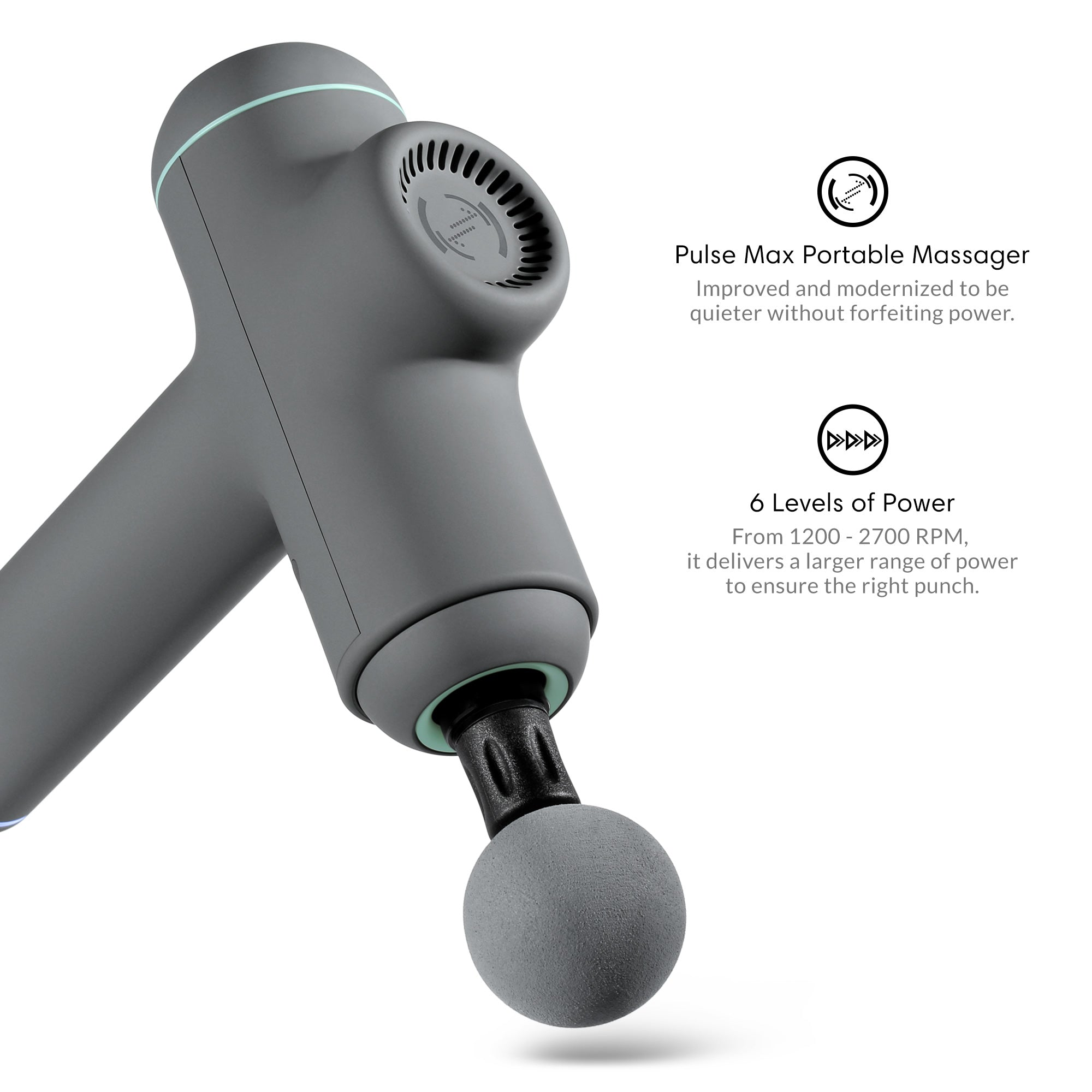 Pulse Max - Portable Massager