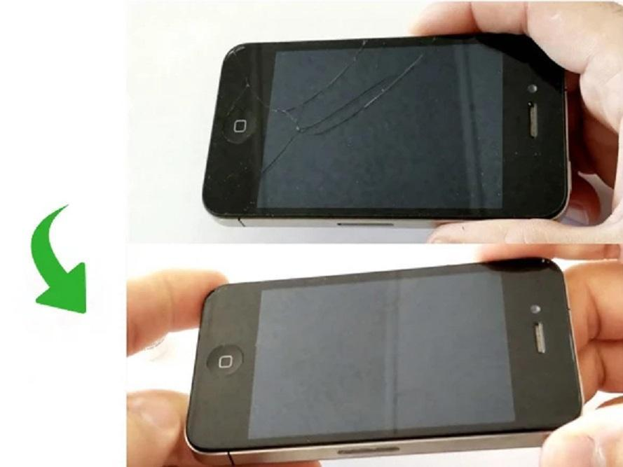Phone Screen Crack Repair Kit