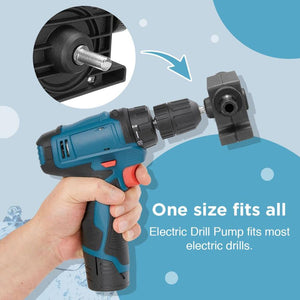 Obomoto™ High-Power Water Drill Pump