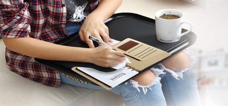 LapTab™ Laptop Cushion Table