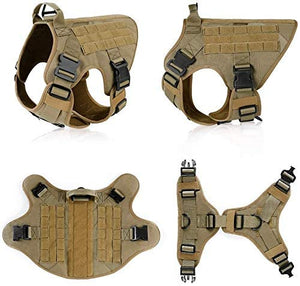 Tactical Dog Vest