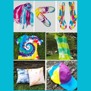 DIY Dyes Kit (Tie Dye)